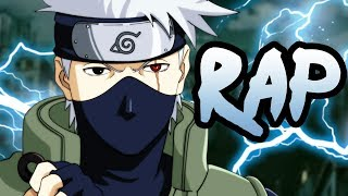 "KAKASHI RAP | ""Copy"" | RUSTAGE [Naruto Rap]"
