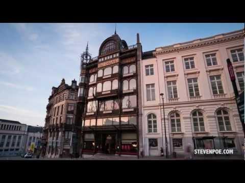 Musical Instrument Museum Brussels, Belgium