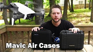 Waterproof and Rugged Cases for the Mavic AIR
