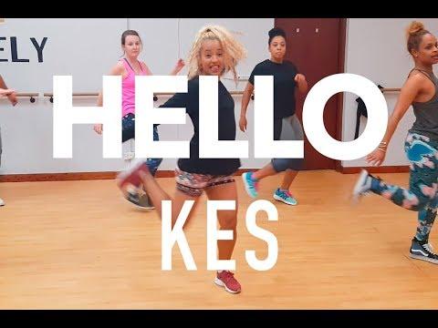 Kes - Hello - Choreography By @GeishaRene