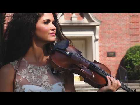 Elvis Presley Crying in the Chapel[OFFICIAL VIDEO]violin cover by Susan Holloway