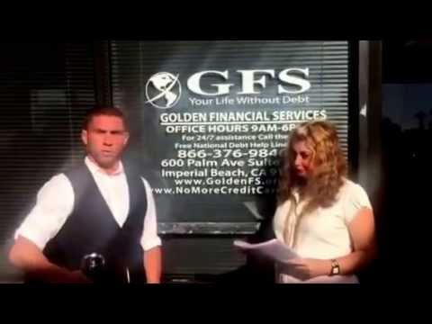 Credit Repair, Credit Restoration Video - Paul Paquin & Melissa Afshar Golden Financial Services