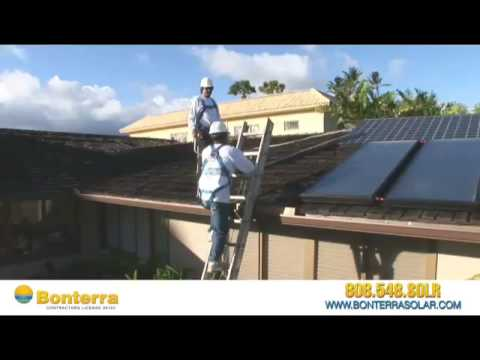 Bonterra Solar Commercial Hawaii