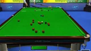 World Snooker Championship 2005 world tour ist game part 1