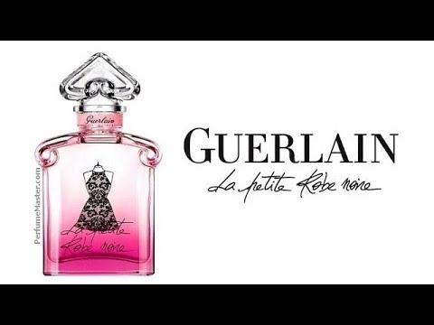 Guerlain La Petite Robe Noire Ma Robe Hippie Chic Perfume - YouTube 1e63bf5e3