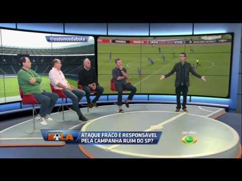 Comentaristas Discutem Desânimo De Jogadores Do Tricolor