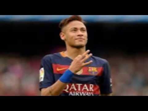 Neymar commits to Barcelona until 2021