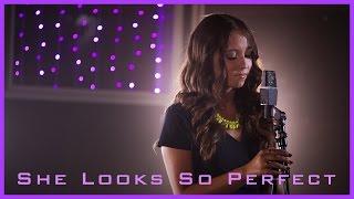 She Looks So Perfect - 5SOS (5 Seconds Of Summer) | Ali Brustofski & PopGun Cover (Music Video) Mp3