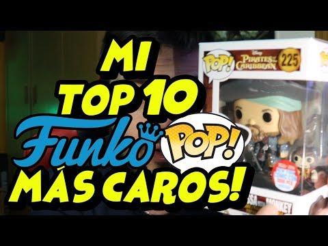 MI TOP 10 FUNKO POP MÁS CAROS