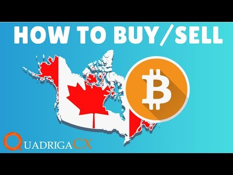 How to Buy/Sell Bitcoin in Canada (Less Fees!!! Step by Step Guide)