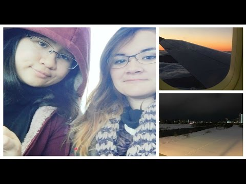x Up North Day 1 Vlog x Tokyo + Airplane + Snow!!