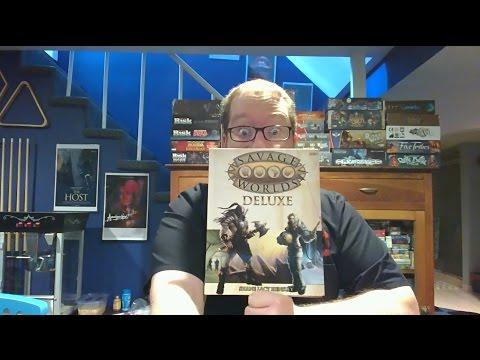 Savage Worlds review