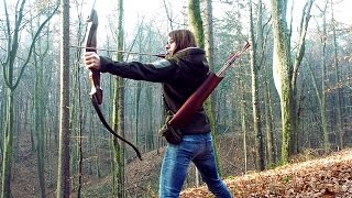 Survival Training: Archery Skills