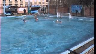 Водное поло Кишинёв.Молдова-Белоруссия 24 марта 2013