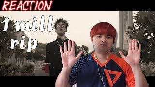 1MILL - RIP | Reaction by Black Bear Channel