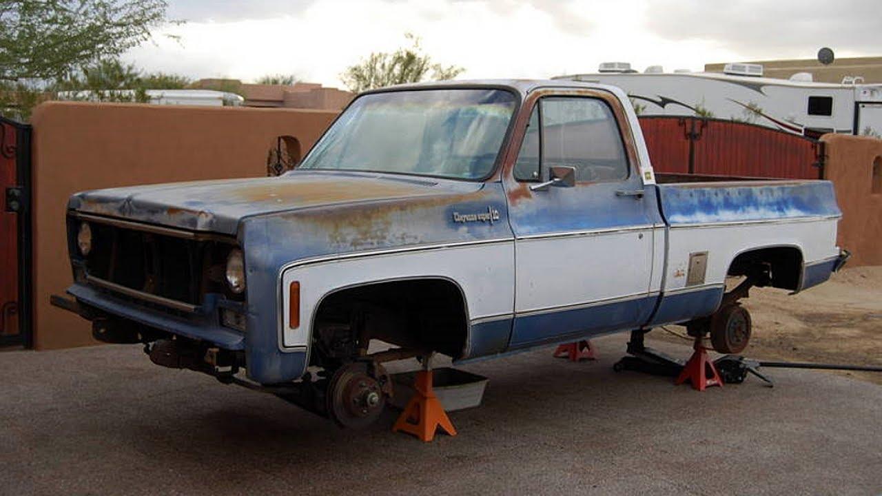 1979 chevy c10 cheyenne