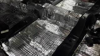 ВАЗ 2107 Классика шумоизоляция. Внутренняя обработка, которая превосходно шумоизолирует салон