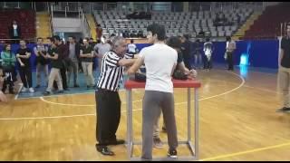 Tarsus liseler arası bilek güreşi maçları 1