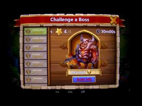 Castle Clash Update 1.2.73 Android Trying For Harpy Queen