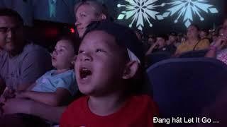 Khám Phá Disney Hollywood Studio cùng gia đình Lý Hải Minh Hà