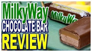 MilkyWay Chocolate Candy Bar Review