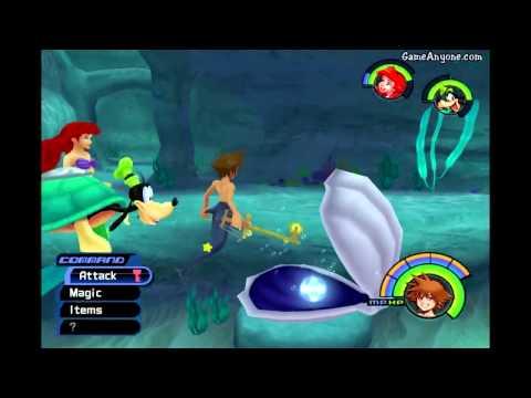 Let's Play Kingdom Hearts - Part 22: Atlantica[1/2]