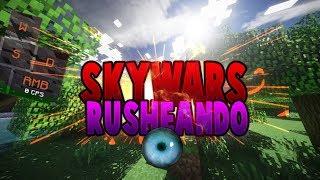 Rusheando En SkyWars [] Servidor No Premium [] ByOsoGamers
