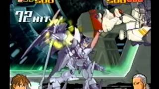 Gundam Battle Assault 2 - Tool-Assisted Combo Exhibition