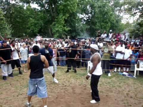 eastside backyard brawls chi co vs steve round 1 youtube