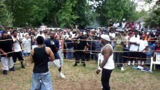 Eastside Backyard Brawls Chi-Co vs. Steve ROUND 1