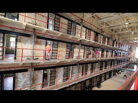 MISSOURI STATE PENITENTIARY-PRISON AND GAS CHAMBER TOUR -JEFFERSON CITY, MO-EP27