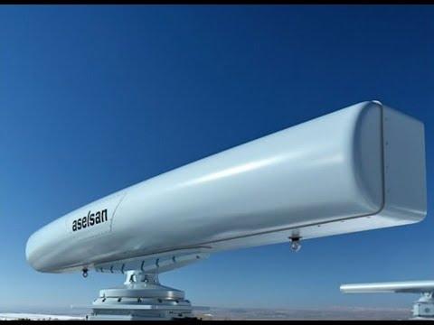 ASELSAN SERDAR-7M Sahil Gözetleme Radarı