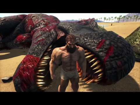 ARK: Admin Commands- (Alpha Spawn/Tame)
