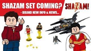 LEGO Shazam Set?