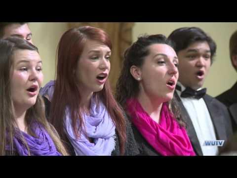 Wingate University - University Singers in Hendersonville, NC