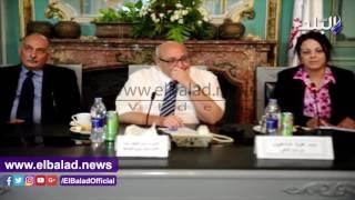 افتتاح المركز الإعلامي الجديد لـ'جامعة عين شمس'.. فيديو و صور