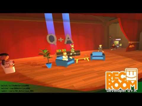 """Rec Room Developer Q&A: """"Pizza & Potions"""" Edition!"""