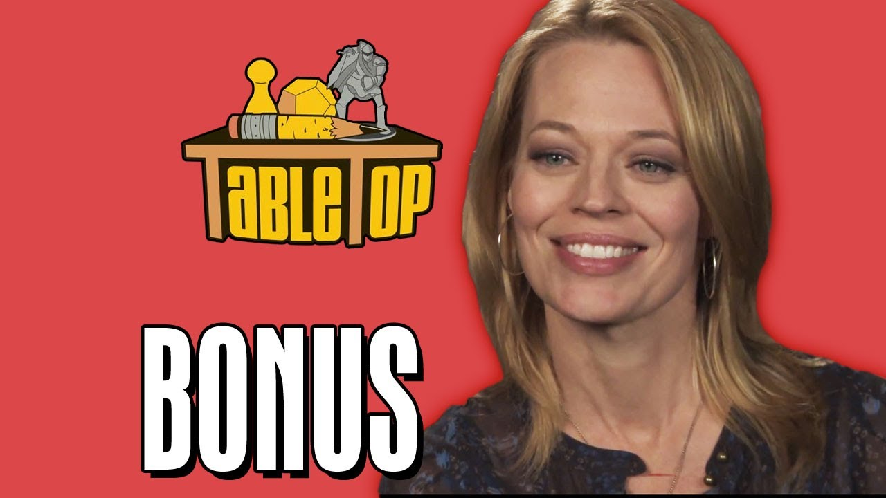 Jeri Ryan Extended Interview from Star Trek Catan - TableTop S02E08