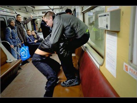 """Смотреть В Москве произошла массовая драка киргизов и осетинов  из-за """"косого взгляда"""" онлайн"""