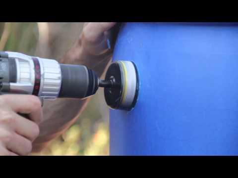 The Ecology Center / Backyard Skills / Rainwater Harvesting