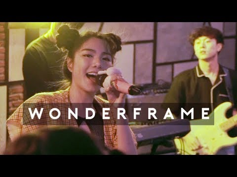 WONDERFRAME - 555 (ToT)【Live@Chidnom Bar & Restaurant】