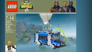 LEGO Fortnite Battle Royale Set 42517 Fuite Photoshop