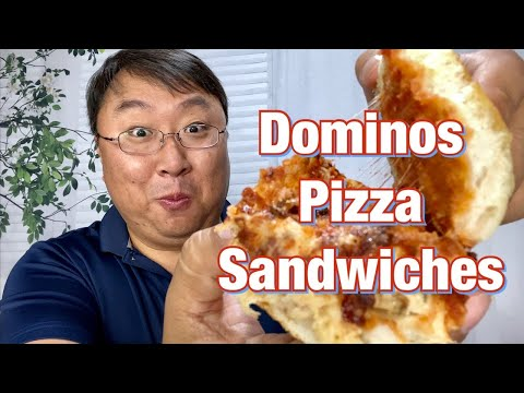 Dominos Pizza Oven Baked Sandwiches Review