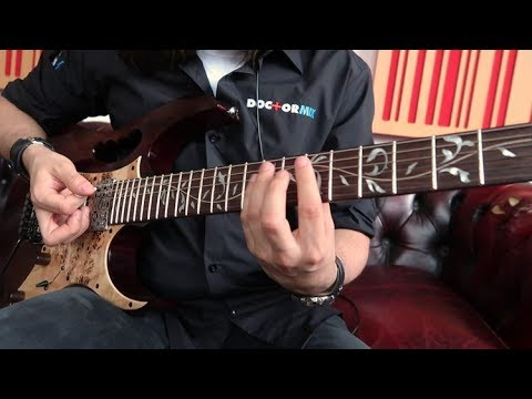 How To Design Great Guitar Tones In The Box