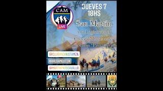 San Martín y la Logistica del Cruce de Los Andes, hablamos con Martín Cavallo