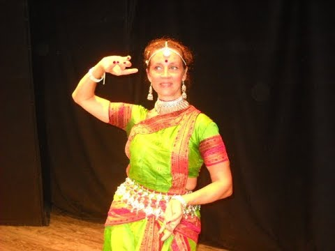 Odissi Durga Stuthi