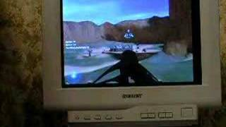 Halo PC demo Gameplay