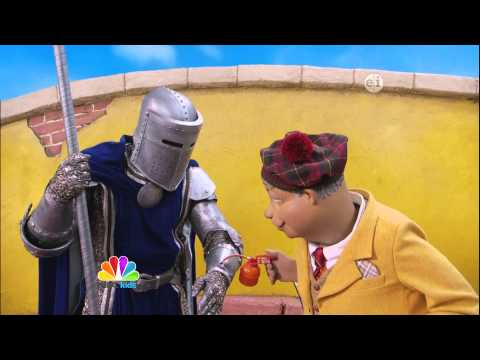 LazyTown S03E08 The Blue Knight 1080i HDTV 25 Mbps