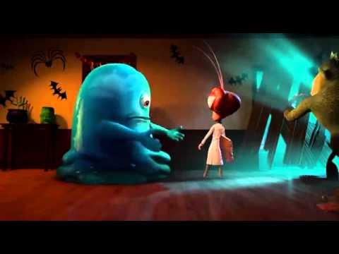 Бесплатно смотреть мультфильм монстры против пришельцев 2
