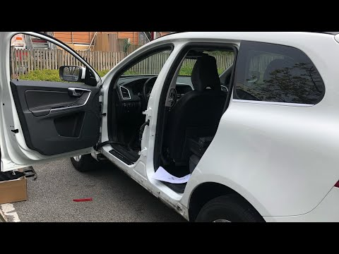 Volvo  – How to install Sidesteps